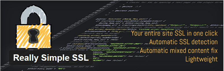 إضافة Really Simple SSL