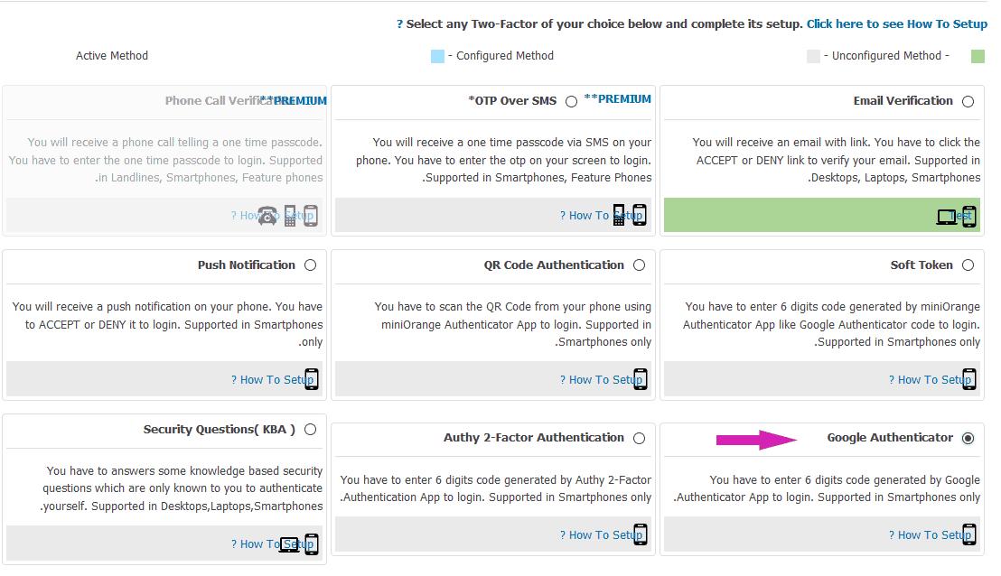 WordPress 2 Factor Authentication Setup Two-Factor